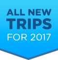 All New Trips for 2017